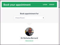 Instant Appointments
